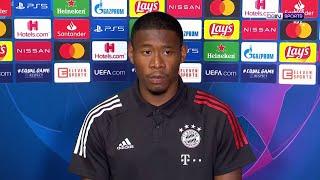 Alaba lauds Mueller's importance to Bayern Munich
