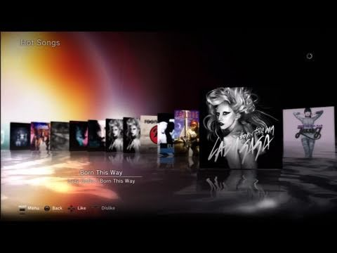 Music Unlimited power by Qriocity for PS3