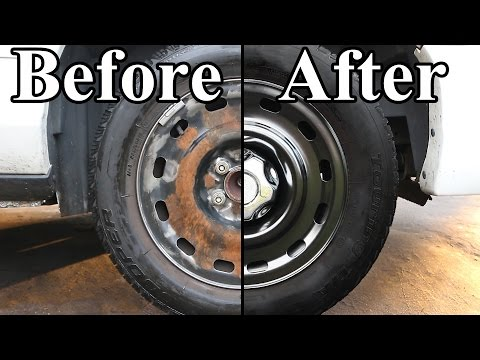 Thumbnail: How to Paint the Wheels on your Car
