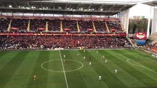 Le RC Lens arrache le nul dans le derby face à Valenciennes