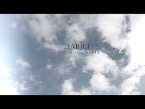Cover Liability - Noémi Sarpe