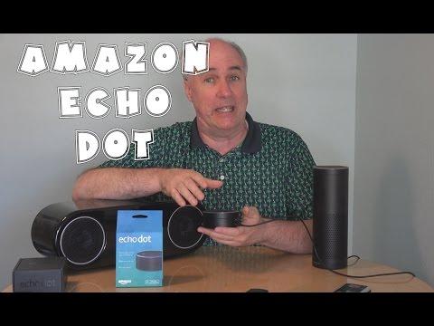 Amazon Echo Dot Review- Brand New! | EpicReviewGuys 4k CC