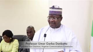 NCC Inaugurates National Steering Committee to Develop a Roadmap for the Telecoms Sector