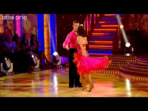 Strictly Come Dancing 2009 - S7 - Week 12 - Quarter Final: Laila Rouass's Salsa - BBC One