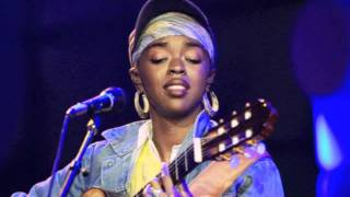 Lauryn Hill - Mystery of iniquity MTV Unplugged 2.0