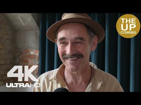 Mark Rylance on Down to Earth, Survival, being tortured by Johnny Depp in Waiting for the Barbarians