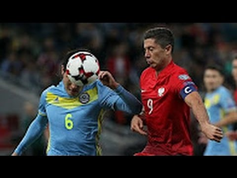 Kazakhstan Vs Poland 2-2 All Goals & Highlights 04/09/2016