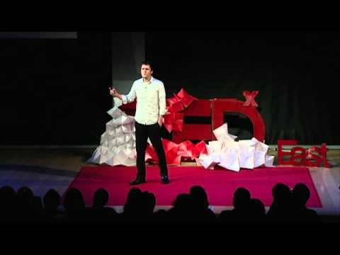 TEDxEast - David Pizarro - How Disgust Shapes Our Thoughts On Moral Wrong & The Political Right