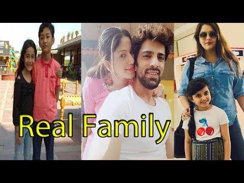 Real Life Family & Friends Of Kulfi Kumar bajewala Stars | Star Plus show |
