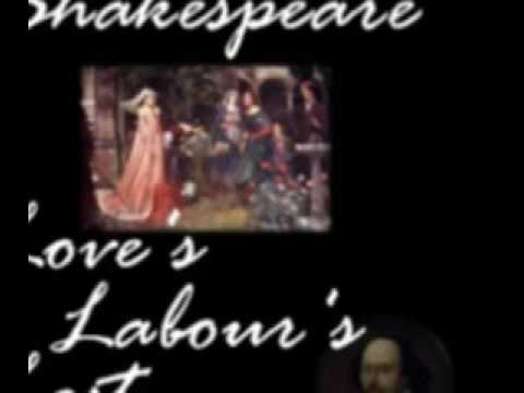 Love's Labour's Lost by William Shakespeare (Complete Audiobook)