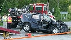 Québec: Plusieurs accidents mortels / Multiple fatal crashes province-wide 7-15-2018