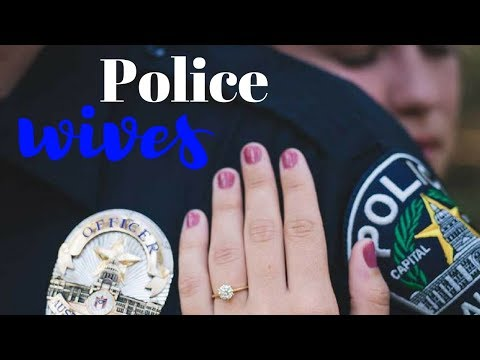 A Tribute to Police Wives