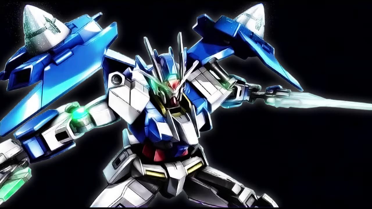 Gundam 00 Diver Live Animated Wallpaper Engine Youtube