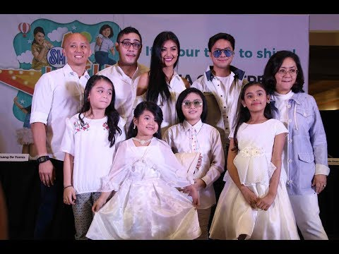 Winwyn Marquez, Sam Concepcion at Mickey Pers Hurado sa SM Little Stars 2018