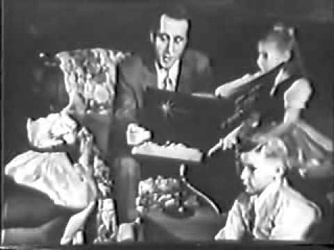 the perry como show christmas eve 1952flv youtube - Perry Como Christmas Show