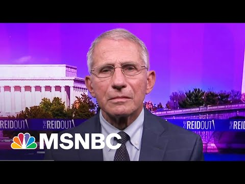 Dr. Fauci: Hospitals Becoming Overrun Due To COVID Is A Tragedy