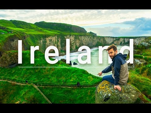 Top 10 MOST BEAUTIFUL Places in IRELAND | Essential Irish Tr