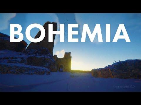 Bohemia VR Teaser - Realtime timelapse (2017)