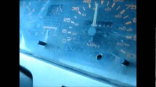1987 pathfinder acceleration test