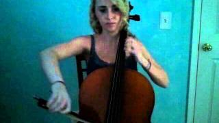 OneRepublic Secrets Cello Cover (Entire Song)