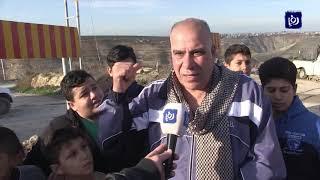 شكاوى من استمرار إغلاق طريق وادي الشجرة  في إربد - (20/1/2020)