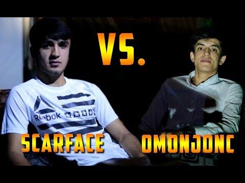 Видео Battle Scarface vs. Omonjonc (RAP.TJ)