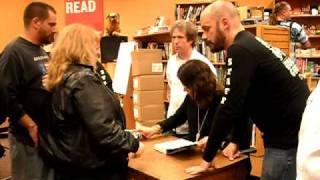 Ozyy Book Signing Ep. 5