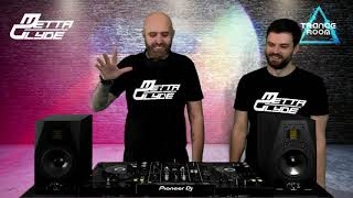 Download METTA & GLYDE Live @ Trance Room Live Night 07/11 - Argentina