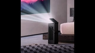 LG HU80KA 4K UHD Laser Smart TV Home Theater CineBeam Projector 2500 Lumens
