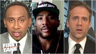 Stephen A., Charlamagne tha God & Max Kellerman on protests after George Floyd's death | First Take