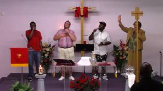 Pentecost—Celebration Service – May 15, 2016