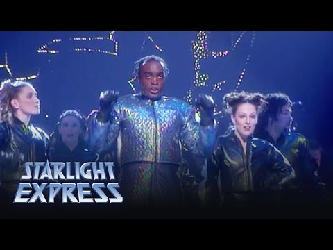 Light at the End of the Tunnel  Royal Albert Hall  Starlight Express