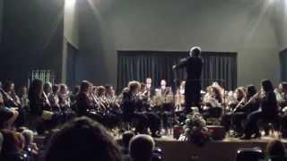 S.M. La Marinense - concierto Santa Cecilia 2015 - Pd. Dauder