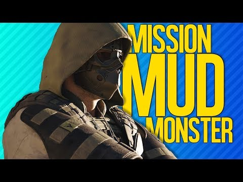 MISSION MUD MONSTER