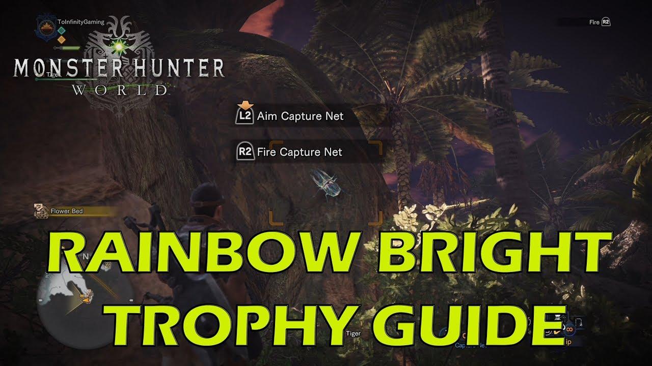 monster hunter world rainbow bright