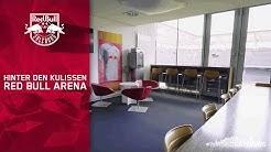 Hinter den Kulissen: Red Bull Arena Salzburg