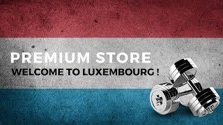Premium Store débarque à LUXEMBOURG !