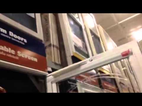 Another untested door closer at lowes & Another untested door closer at lowes - YouTube