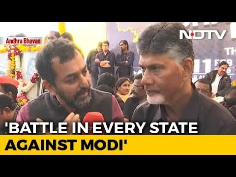 Chandrababu Naidu vs PM Modi: Battle Turns Personal?