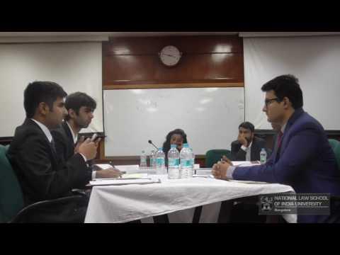 NLU D vs. JGLS | Negotiation Final Rounds| NLS NMC'17