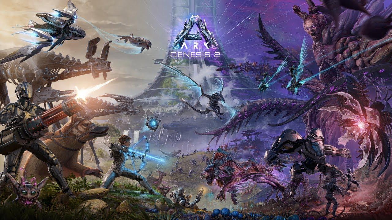 ARK: Genesis - Part 2 Expansion Pack!