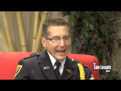 The Sam Lesante Show - Hazleton City Cops Issue