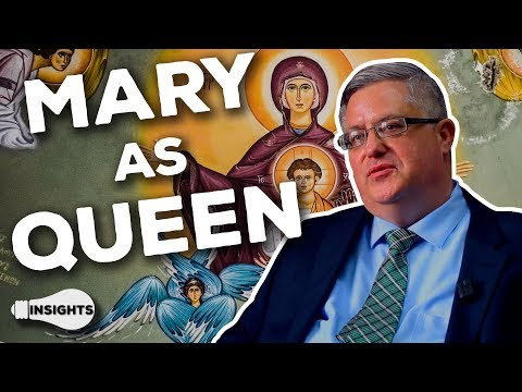 Mary as Queen of Heaven - Christopher Reibold