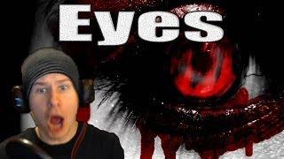 Sogar der Herd hat Angst! - Eyes Indie Horror Game [German]