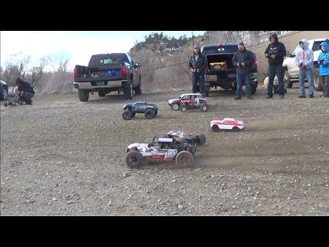 1/5 Losi WRC DBXL Traxxas XMAXX 4wd Slash Fun Race High Speed
