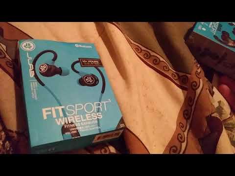 Jlab FitSport 3.0 Ear buds Unboxing