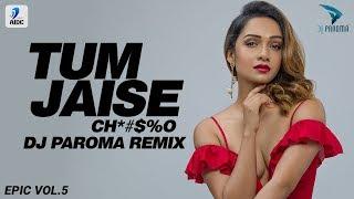 Tum Jaise Chutiyo Ka Sahara Hai Dosto (Remix) | DJ Paroma | Rajeev Raja