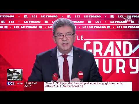 Jean Luc Mélenchon lance l'idée d'un Front Populaire, aujourd'hui