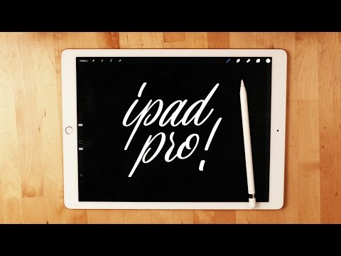 iPad Pro Review | Apple Pencil For Designers