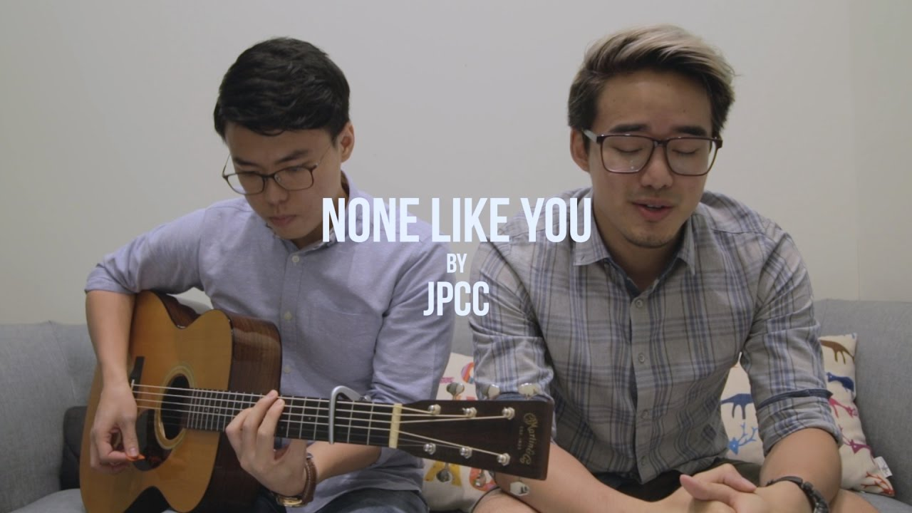 Guitar Tutorial None Like You By Jpcc Youtube